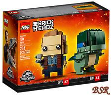 LEGO® Brick Headz 41614 Owen und Blue & 0.-€ Versand & NEU & OVP !