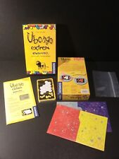 Ubongo Extrem - extrem wild ~ extrem knifflig - Tricky - Kosmos German Game
