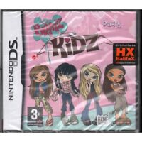 Bratz Kidz Party Videojuego Nintendo DS Nds El Juego Fábrica Halifax Sellado