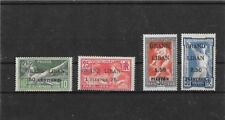 LEBANON 1924 OLYMPICS O.P. GRAND LIBAN SCOTT 18-21 MNH SET.