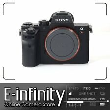 NEUF Sony Alpha a7RII Mirrorless Digital Camera Body Only a7R II Mark2 Mk 2