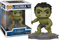 Funko Pop Vinyl Marvel Avengers Assemble Hulk  Deluxe