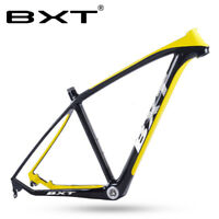 29Zoll Vollcarbon MTB Fahrrad Rahmen Matt/Glossy BSA Mountainbike Carbon Rahmen