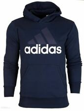 adidas Essentials Linear Pullover Hoodie B45730 Mens~MOST SIZES~RRP £50~SALE