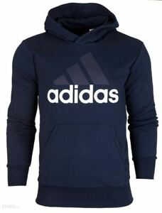 adidas Essential Lin Sweatshirt Hoodie B45730 Mens Originals~SML~MED~LRG~XL~XXL
