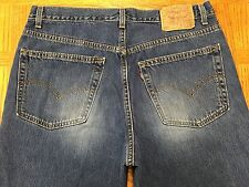 LEVIS 550 RELAXED FIT RED TAB VINTAGE USA JEANS SIZE 36 x 30 Tag 38 x 30 BEST B5