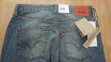 "LEVIS WOMEN'S 501 DOUBLE SCRAPING JEANS W30"" L32(ORIGINAL)"