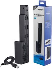 PS4 Pro Cooler Fan USB External 5-Fan Super Cooling Fan For Play Station 4 Pro