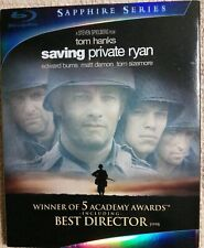 Saving Private Ryan (2-Blu-rays, 2010)Sapphire Series with slipcover