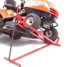 55590 sollevatore trattorino 400kg rasaerba sollevamento tosaerba TAGLIAERBA