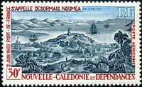 NOUVELLE-CALÉDONIE POSTE AÉRIENNE N° 86 NEUF**