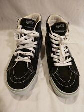 Vans Pendleton Blue Beach Boys Plaid SK8- Hi shoes, Size 9 1/2