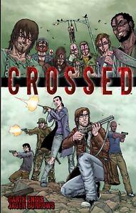 CROSSED VOL #1 GRAPHIC NOVEL Garth Ennis Horror Comics Jacen Burrows TPB