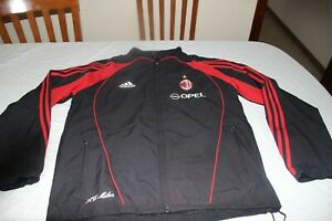Upper Of Tracksuit of The AC Milan Brand Adidas Size 174