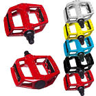 BICYCLE MOUNTAIN MTB BMX BIKE CYCLING BEARING ALLOY FLAT-PLATFROM PEDALS 9/16?