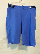 Louis Garneau Connector Cycling Shorts Men's Medium Blue Retail $99.99