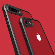 Slim Shockproof Hybrid Hard Bumper Soft Rubber Case For Apple iPhone 7 / 7 Plus
