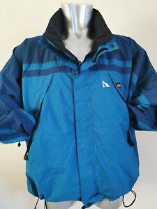 SERAC Quality 100% Waterproof GORE-TEX very rare outdoor Walking Hiking Jacket