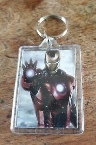 Marvel Iron Man Keyring
