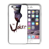 Super Villain Joker Iphone 4s 5 5s SE 6 6s 7 8 X XS Max XR 11 Pro Plus Case n9