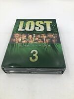 Lost: Season 3 - DVD ~ Missing 1 Disk ~ EUC