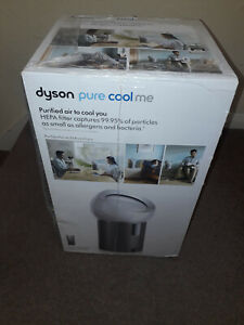 Dyson Pure Cool Me Air Purifier - White/Silver
