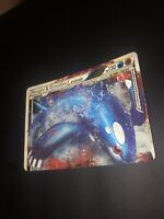 Pokemon Card Kyogre and Groudon Legend, Undaunted, Ultra Rare 87/90