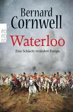 Waterloo von Bernard Cornwell (2016, Taschenbuch), UNGELESEN
