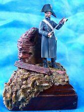 Peinture fine - Officier des grenadiers du 1er empire de la garde en bicorne