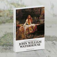 30pcs/set John William Waterhouse Postcards Art Postcards Greeting Cards Gift