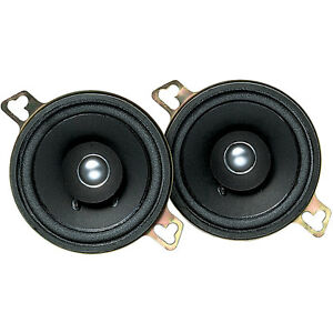 """Kenwood KFC-835C 3-1/2"""" Dual Cone Speaker Pair"""