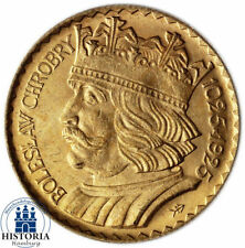 Gold Münzen aus Polen