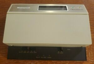 Vintage Honeywell Chronotherm III HEAT only Digital Programmable Thermostat Used