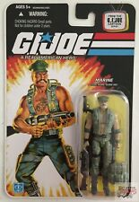 "GUNG HO MARINE Hasbro The 25th Anniversary 3.75"" INCH 2008 ACTION FIGURE"