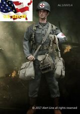 1/6 Hacksaw Ridge Andrew Garfield WWII U.S. military medical Suit ❶USA IN STOCK❶