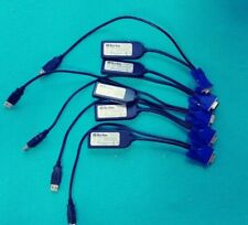 Lot of 5 Raritan DCIM-USB Switch Interface Module Cables