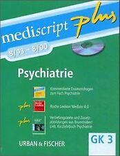 Mediscript plus, Kommentierte Examensfragen, GK... | Software | Zustand sehr gut