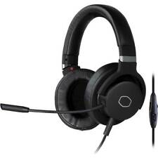 Cooler Master MH751 Gaming Stereo Headset w/Plush, Swiveled Earcups, MH-751