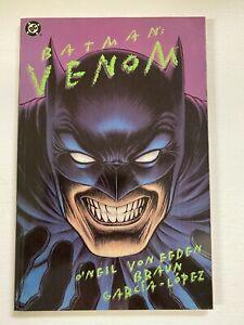 Batman Venom #1 DC 8.0 VF 1st Print (1993)
