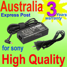 AC Adapter Charger for Sony Vaio DUO 10 11 13 series VGP-AC10V10 10.5V 4.3A 45W