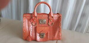 VERSACE stunning handbag. Brand new. Made in Italy.