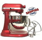 KitchenAid RKP26M1X 10 Speed 6qt Pro 600 Large Capacity Stand Mixer-Candy Apple