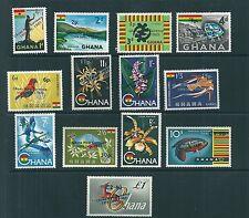 Ghana 1959 SG 213-255a MM