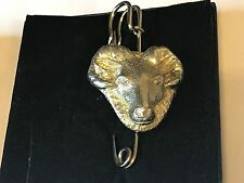 """Ram's Head TG250 Pewter Scarf and Kilt Pin Pewter 3"""" 7.5 cm"""
