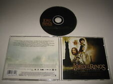 LORD OF THE RINGS/SOUNDTRACK/HOWARD SHORE(REPRISE/9362-48379-2)CD ALBUM
