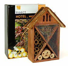 Insect / Bee / Bug House / Hotel / Shelter Box (G)