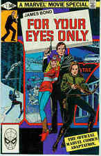 James Bond: For Your Eyes Only # 1 (of 2) (movie adaptaion) (USA, 1981)