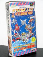 SUPER ROBOT WARS 4 USED GAME SUPER FAMICOM NINTENDO J