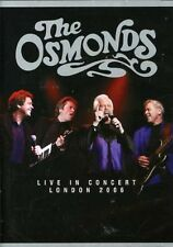 The Osmonds - Live in Concert [New DVD]