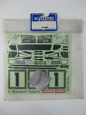 VINTAGE KYOSHO 39355 DECAL/STICKERS MERCEDES BENZ 190 CLASE-C R/C 1/10-NEW!!